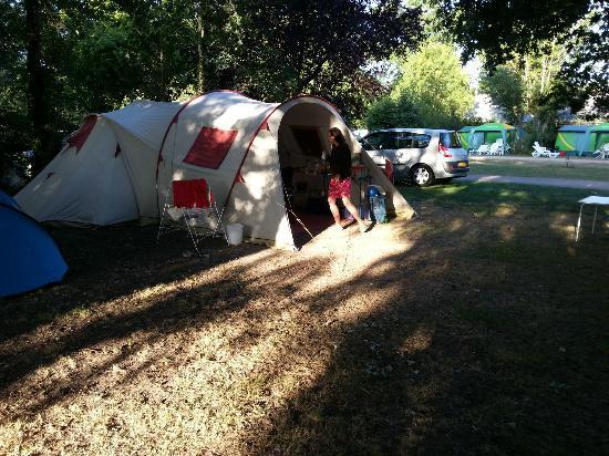 Domaine de la Brèche: Great Family Campsite