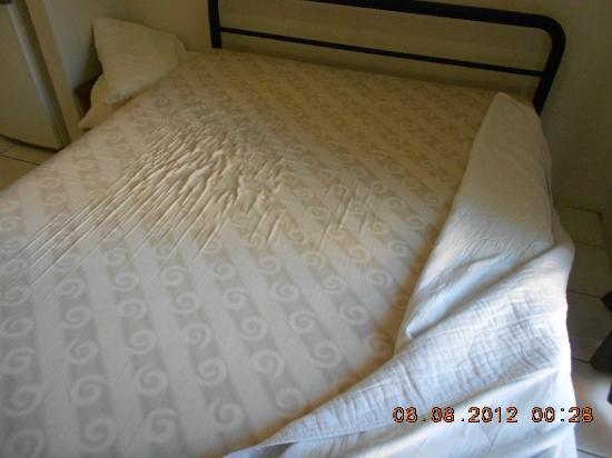 Bohemia Resort : matress