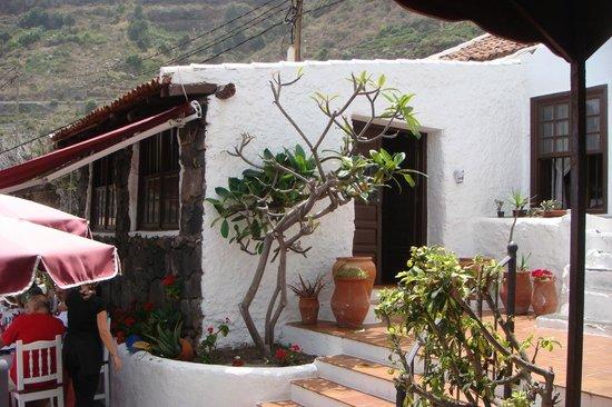 Restaurante Las Aguas