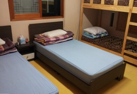 Big Choi's Guesthouse: Room