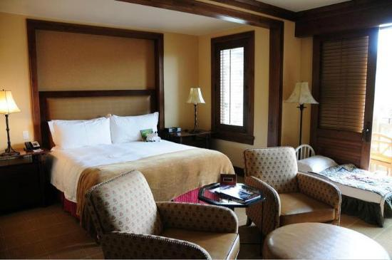 Four Seasons Resort and Residences Jackson Hole: Cozy Cozy!