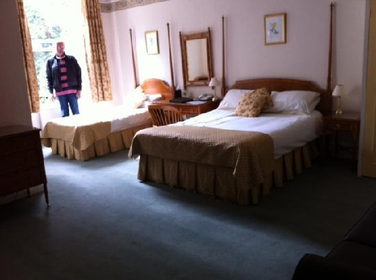 Ebury Hotel and Serviced Apartments: Room 3