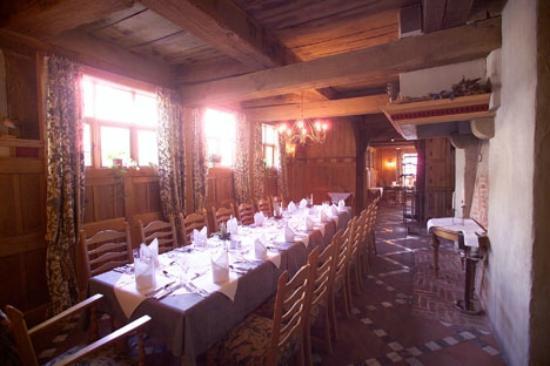 Hotel Arminius: Restaurant VARUS