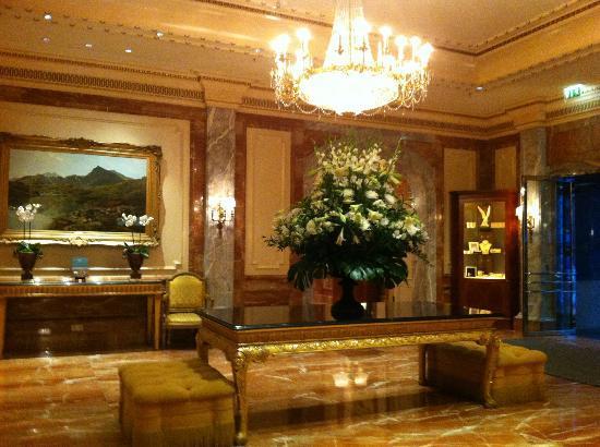 Regent Berlin : Lobby