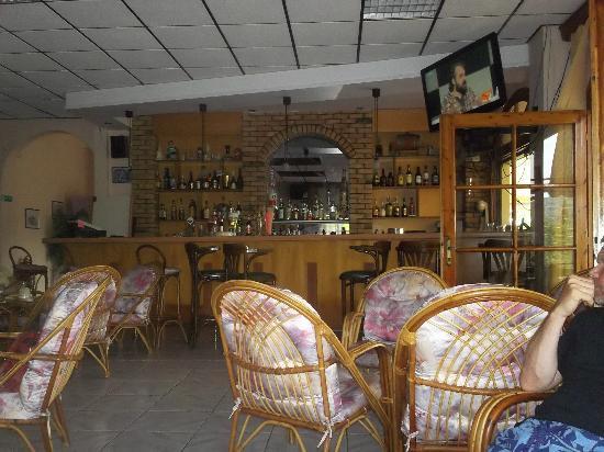 Theo's Hotel: Bar