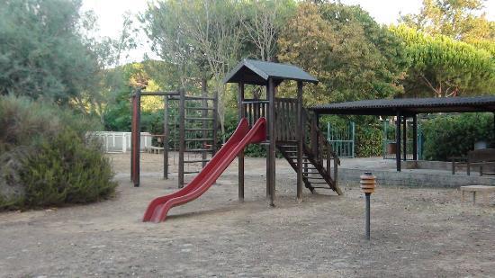 Roccamare Resort: Il parco giochi