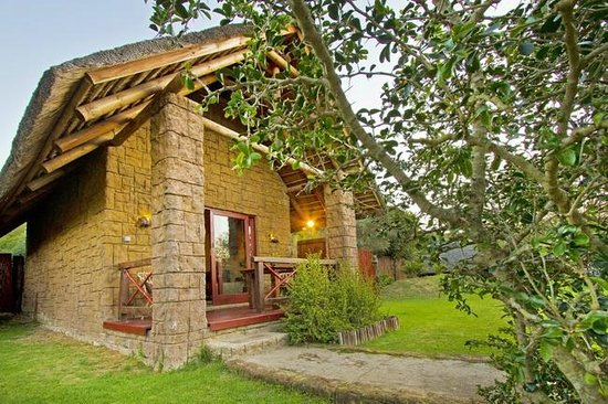 Nyaru Private Game Lodge: Family Chalets
