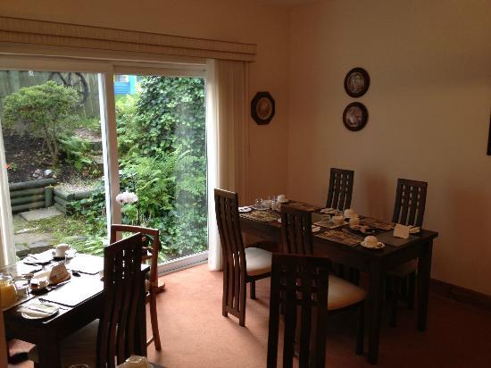 Berkeley House: Dining area