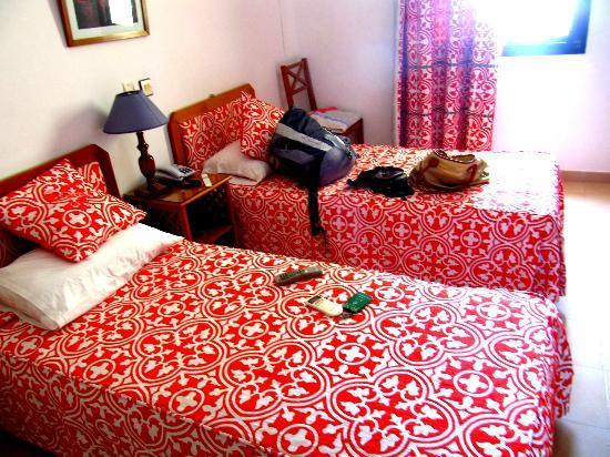 Hotel Zelis: Comfortable and spacious room