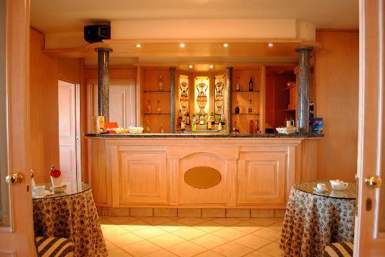 Park Hotel Spa & Resort: Bar Park Hotel Colle degli Angeli