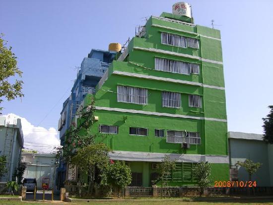 Minshuku Green House