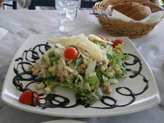 'Paliria' salad