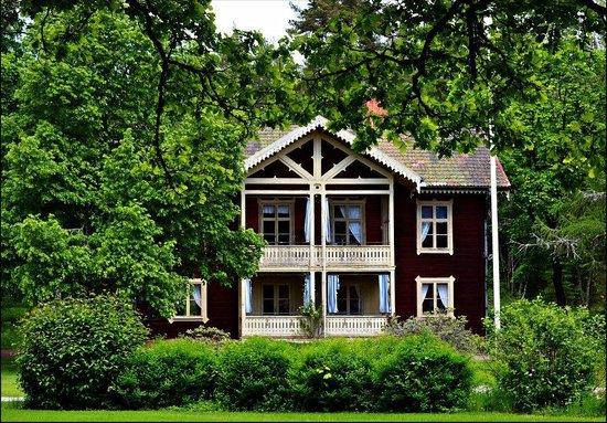 Sätra Brunn Hälsobrunn : Björnbo