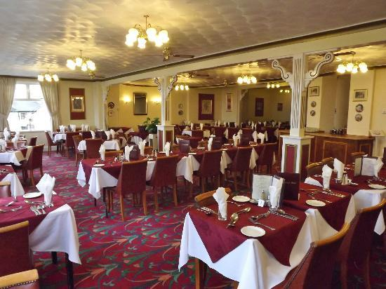 Seascape Hotel: Restaurant