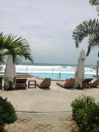 San Juan, Philippines : nice view from the room