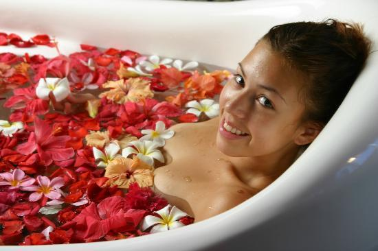 Floral Bath Picture Of Mandala Day Spa Boracay TripAdvisor