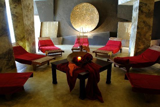 Park Hotel Spa & Resort: Sala Relax Angelicum