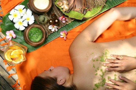 Mandala Day Spa : Aloe Cucumber Wrap