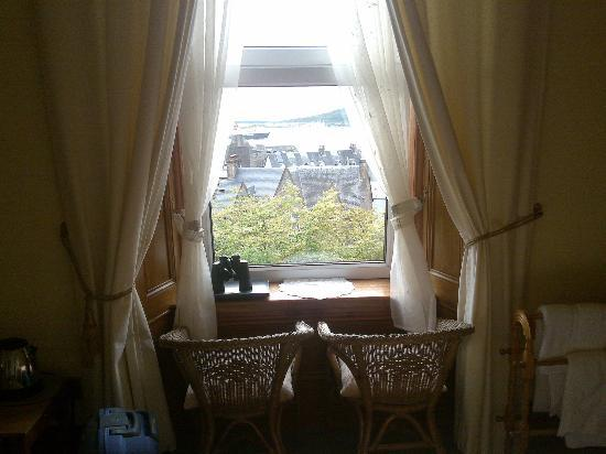 The Old Manse Guest House: vista dalla stanza 3