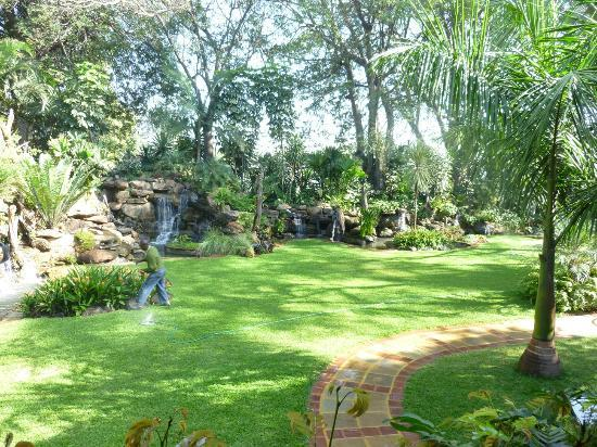 Fairview Hotel: The Beautiful Garden