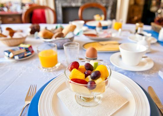 Museum Suites : Delicious, fresh and excellent breakfast!