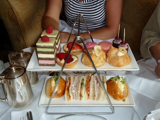 The Black Swan Hotel: Afternoon Tea(this is two afternoon teas)