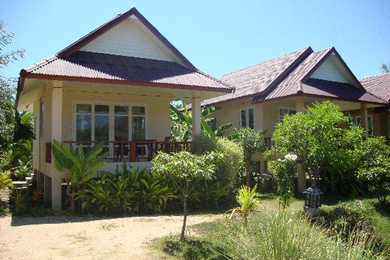 Siam Healing Centre: Bungalows