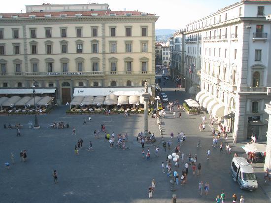 Hotel Olimpia : vista dall'albergo (3)