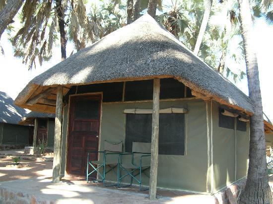 Omarunga Lodge & Campsite: La nostra tenda