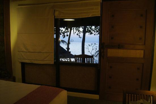 Nugraha Lovina Seaview Resort: view from room