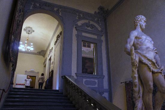 B4 Astoria Firenze: spazi comuni
