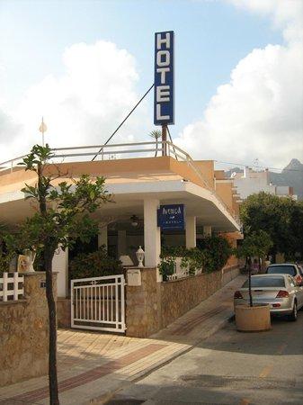 Hotel Eco Avenida: Hotel Avenida