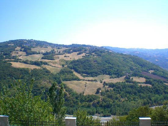 Locanda Le Due Querce : Panorama