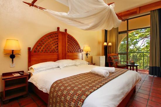 Rainbow Hotel Victoria Falls: Standard Double Room