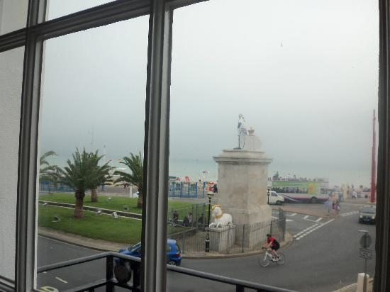 B+B Weymouth: View from the Lounge