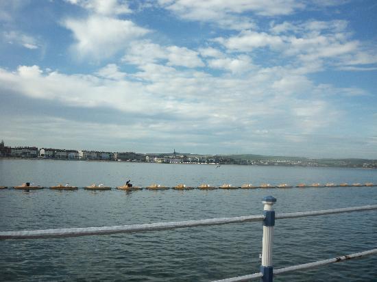 B+B Weymouth: Weymouth Beach