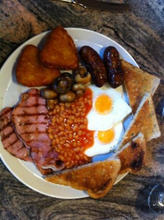 Big Breakfast Picture Of The Coffee Club Bournemouth
