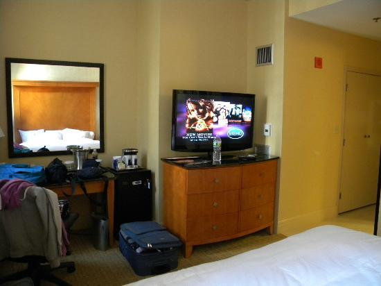 Hilton Boston Downtown / Faneuil Hall: Stanza