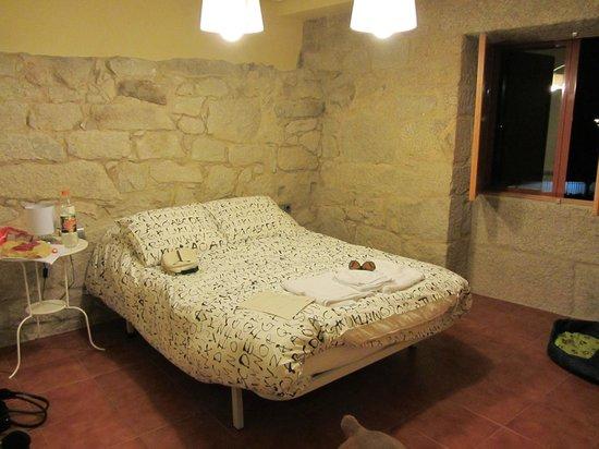 Nornas Hostel : El dormitorio