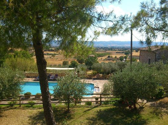 Country House Hotel Tre Esse: Meravigliosa piscina e paesaggio relax