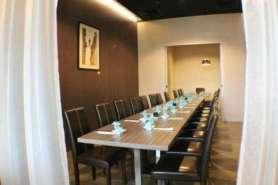 Hisago Modern Japanese Restaurant: Semi Private Function Room