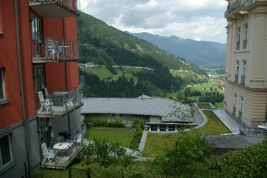 Hapimag Resort Bad Gastein : The view from our balcony