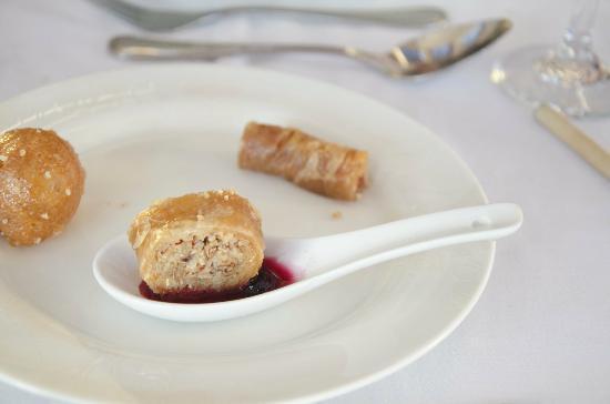 La Marquise Luxury Resort Complex: Dessert