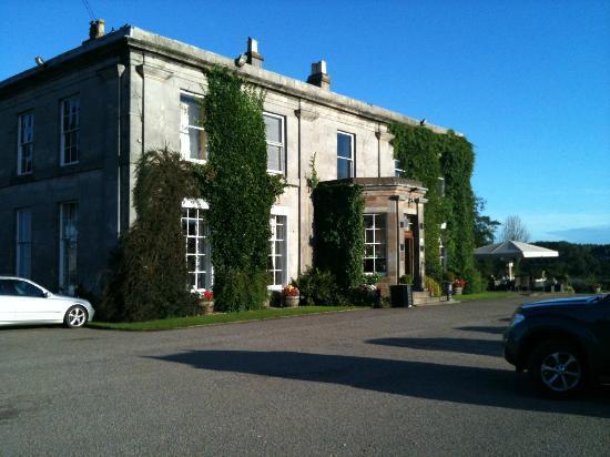 Sweeney Hall Hotel: Sweeney Hall, Beautiful !!