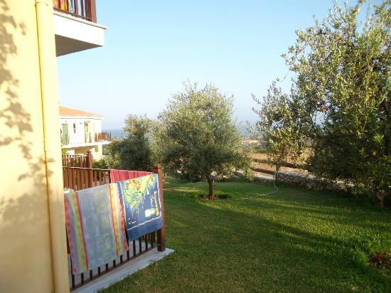 Livadaki Village Hotel: View from our terrace