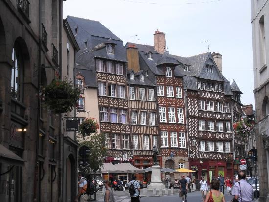 Hotel Mercure Rennes Centre Parlement Rennes