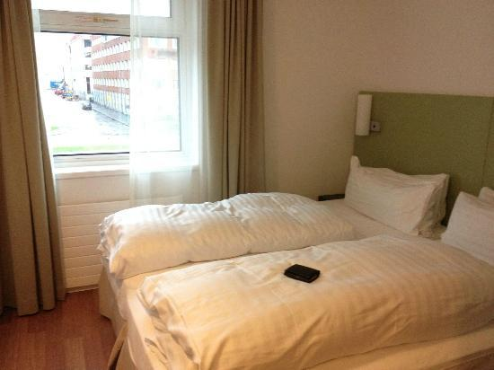 Good Morning+ Goteborg City: Cama