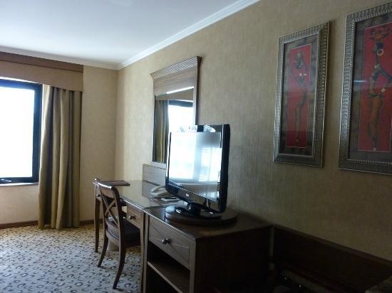 InterContinental Nairobi: Deluxe Room