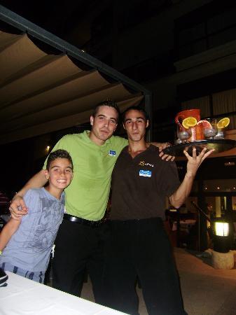 Ohtels Cap Roig: Los mejores camareros