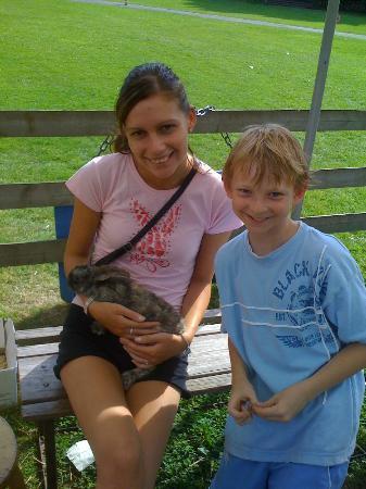 Godstone Farm & Playbarn: rabbit